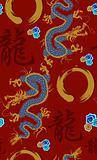 Dragon pattern background