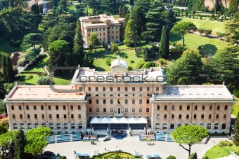Palace Governatorato, Vatican