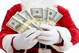 Christmas wealth