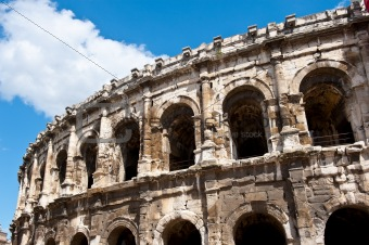 Coliseum in Nimes