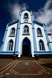 Church on Azores