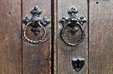 Tower of London  Door Knocker