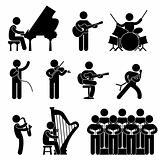 Musician Pianist Concert Choir