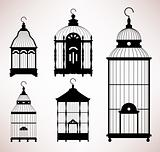 Bird Cage birdcage vintage retro