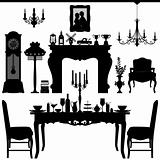 Dining Furniture Old Antique