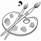 Artist tools sketch