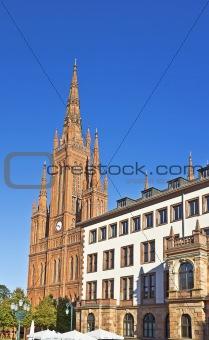 Landmarks of Wiesbaden