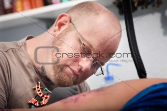 Tattoo Artist 