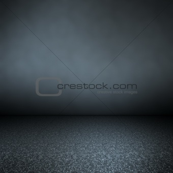 dark background