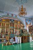 Interior of the Orthodox Church