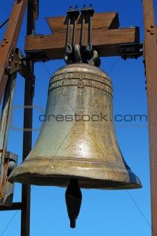 Bronze Bell - Bell - Malcesine Italy