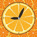 It is orange time