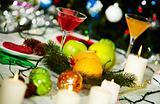 Christmas still-life
