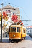 tram, Porto, Portugal
