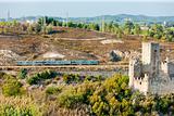 Castle of Almoural, Ribatejo, Portugal