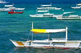 boats offshore