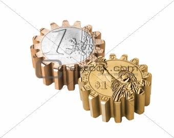 gear coin