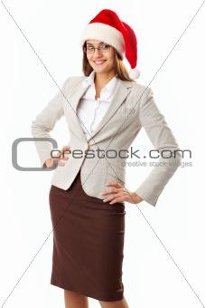 Pretty Santa