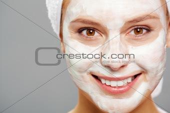 Moisturizinging mask