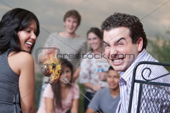 Burnt Marshmallows