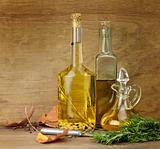 Cooking Oil And Spices