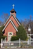 Little Church in Gatlinburg