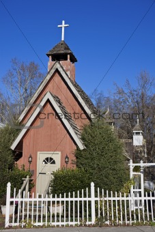 Little Church in Gatlinburg