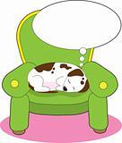 Dog Dreaming