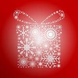 Gift snowflakes