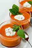 Tomato Soup Appetizer
