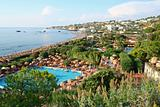 Italy. Ischia. Thermal park &quot;Giardini Poseidon Terme &quot;