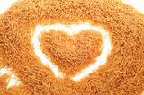 pasta heart