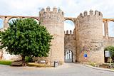 Porta de Beja in Serpa, Alentejo, Portugal