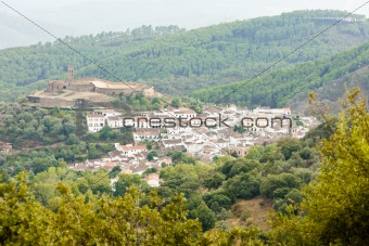 Almonaster La Real, Andalusia, Spain