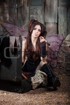 Smoking Fairy