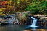 Old Broken Dam
