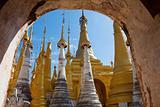 Paya Inle Lake, Intein, Shan State, Myanmar