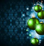 Christmas Elegant Suggestive Background