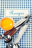 The book of recipes