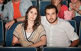 Couple Watch Movie