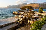 Traditional water mill in Greece
