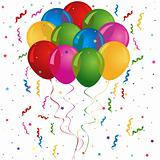 Balloons for birthday or party