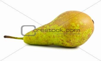 Green ripe pear