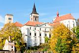 Sazava monastery, Czech Republic