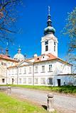 Doksany Monastery, Czech Republic