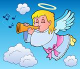 Angel theme image 3