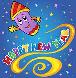 Happy New Year theme 1