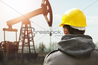 oil worker
