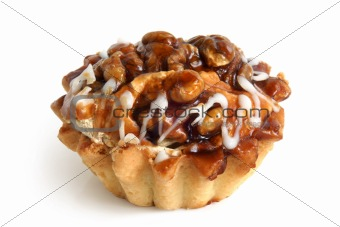 A nutty tart