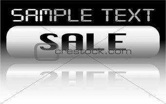 vecror metal sale banner